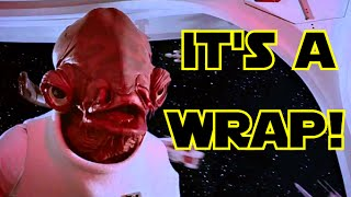 Star Wars Lore Episode CXVIII - The Life of Admiral Ackbar