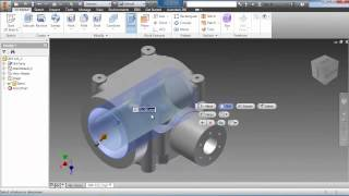 Flexible Modeling with Autodesk Inventor