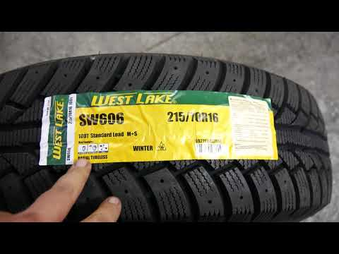WESTLAKE SW606 SNOW TIRE REVIEW (SHOULD I BUY THEM?)