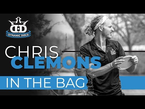 Youtube cover image for Chris Clemons: 2018 In the Bag