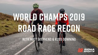 Matt And Russell Ride The 2019 World Road Race Course In Yorkshire