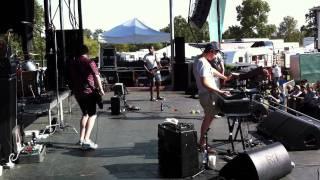 "Dom - ""I Wonder"" (Live) - LouFest (8/27/11)"
