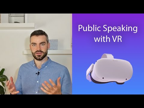 Public Speaking Course with VR - YouTube