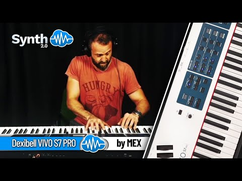 DEXIBELL VIVO S7 PRO STAGE PIANO | Jam by Enzo Mex