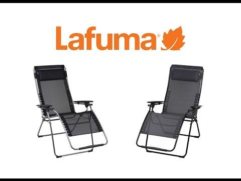 Lafuma Futura Clippé XL schwarz/graphit (LFM3082-7660 ...