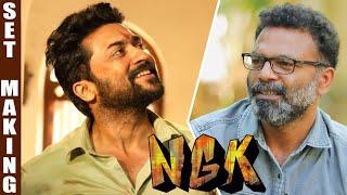 NGK Making Story   Art Director Vijay Murugan   Thandalkaaran   Surya   Selvaraghavan