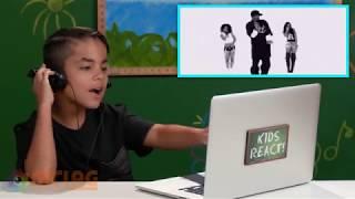 Kids React Cringe (React To Snoop Dogg)