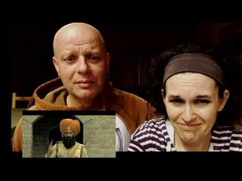 #Kesari | Official Trailer | Akshay Kumar  Parineeti Chopra | American Reaction
