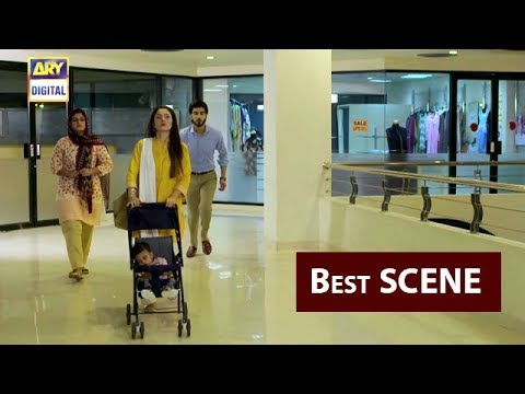 Koi Chand Rakh Episode 25 | BEST SCENE  | - #Ayezakhan