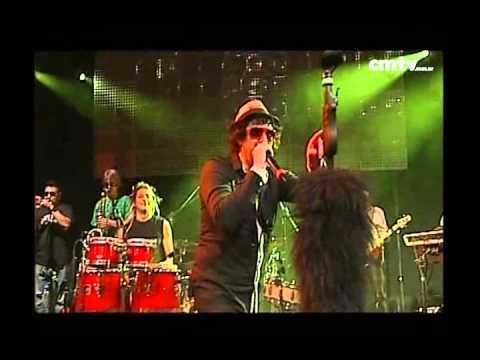 Los Auténticos Decadentes video Entregá al marrón - CM Vivo 2009