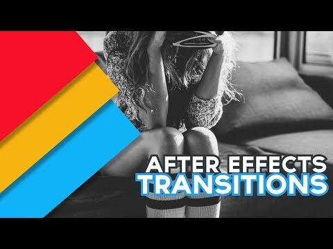 Transiciones basicas en After Effects  