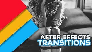 Transiciones Basicas en After Effects Tutorial
