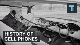 History Of Cellphones And How Drastically They've Changed