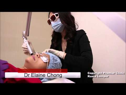 Pigmentation Removal And Skin Whitening By The Q-Switch Nd:YAG Laser