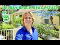 Delray Beach, Palm Beach County Real Estate For Sale by Broker Patty Da Silva at Green Realty Properties.