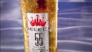 Budweiser - Select 55 (Don't Bring Me Down - Jeff Lynne solo version)