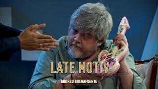 LATE MOTIV - Javier Coronas Y La Guitarra Del Chiki-Chiki | #LateMotiv551