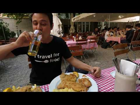 THE ULTIMATE German Food Tour - Schnitzel And Sausage In Munich, Germany! Mp3