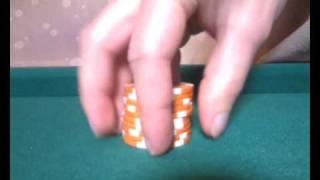 Aprenda A Embaralhar Fichas De Poker Como Um Profissional