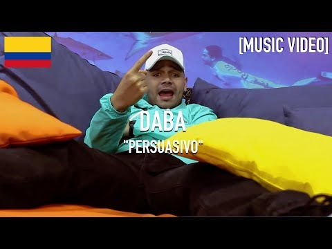 Daba - Persuasivo ( Prod. By SVNP ) [ Music Video ]