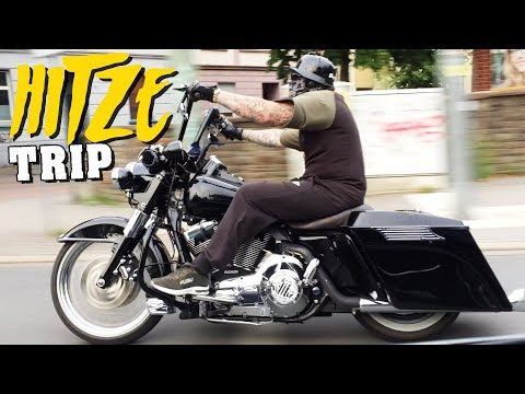 DER HITZETRIP - Harley, Nightlife, Lifestyle ⎮ Max Cameo
