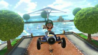 Wii U - Mario Kart 8 - Water Park