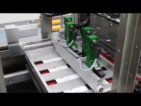 Printing on the lids; serialisation
