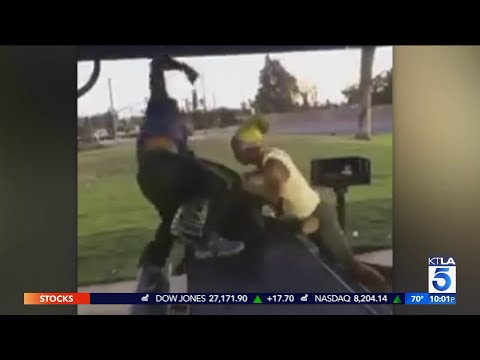 Vicious Moreno Valley Skatepark Attack Caught on Camera