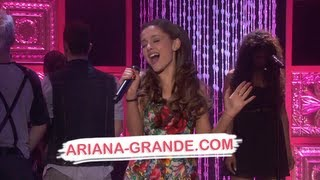 Ariana Grande - The Way ft. Mac Miller (The Ellen Degeneres Show)