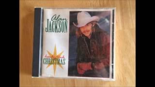 03. If We Make It Through December - Alan Jackson - Honky Tonk Christmas (Xmas)