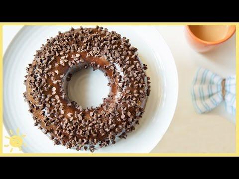 EAT | Gigantic Chocolate Donut (featuring POPSUGAR Food)