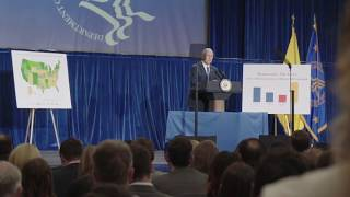 Vice President Pence Delivers Remarks at HHS