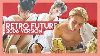 If RETRO FUTURE was released in 2006 | TRIPLE H