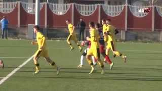 preview picture of video 'Mezőkövesd Zsóry edzőmérkőzések'