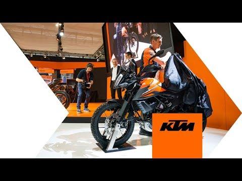 2020 KTM 390 Adventure in Goleta, California - Video 1