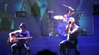 Daughtry Live: Rescue Me - Acoustic Version (Salt Lake City, UT - 6/5/12)