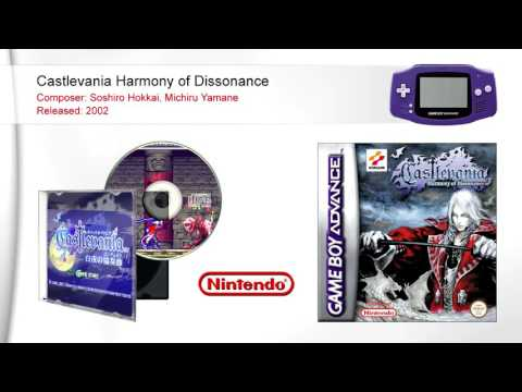 Epilogue 2 (Lydie Erlanger's Theme, Variation) – Castlevania