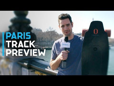 Marc Priestley's Formula E 2019 Paris E-Prix Track Preview | voestalpine European Races
