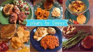What's for Dinner?| Family Meal Ideas| #5