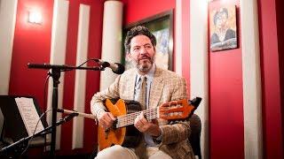John Pizzarelli And Daniel Jobim 'Agua de Beber' | Live Studio Session