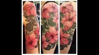 50 Gorgeous Hibiscus Flower Tattoo Meaning And Designs – Organic And Natural