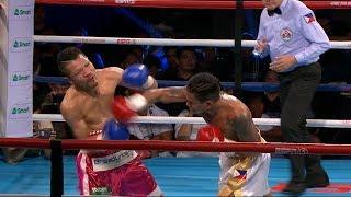 John Riel Casimero vs. Kenya Yamashita   ESPN5 Boxing