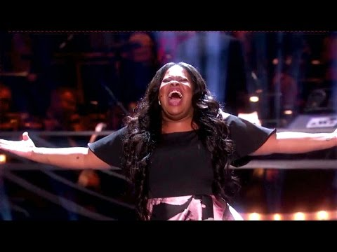 Amber Riley, one of my former students,  winner of Best Female performance at the Olivier Awards in London.