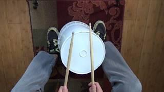 Top Ten Bucket Drumming Beats of ALL TIME! 1/10