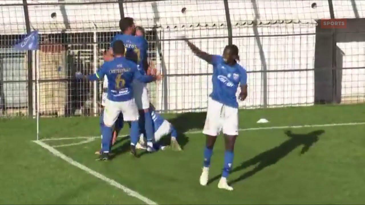 Super League 2 | Ιωνικός – Απόλλων Λάρισας 1-0 | HIGHLIGHTS | 10/02/21 | ΕΡΤ