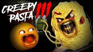 The Annoying Orange - Creepy Pasta # 3: Insane Asylum!!! #SHOCKTOBER