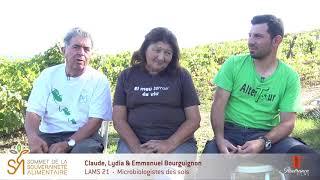 Les extraits du Sommet #048 – Claude, Lydia et Emmanuel Bourguignon 2e