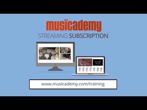 Subscription Site Tour - Musicademy Training