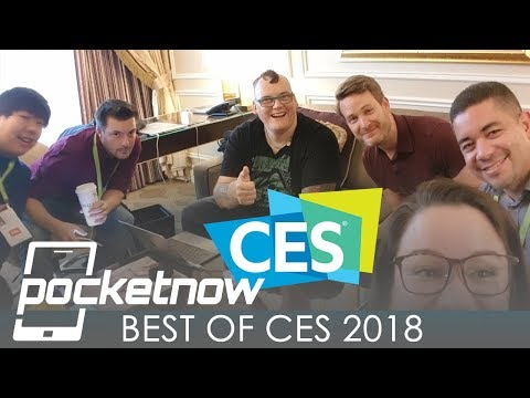 Best of CES 2018 – Post-Podcast Collab!