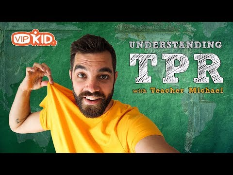 Teaching ESL Online   Understanding & Using TPR